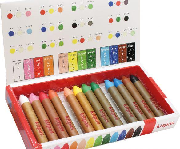 Kitpas Medium Window Crayons £7/£13 Kettle's Yard